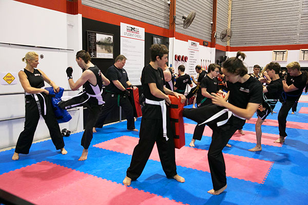 Teen Kickboxing