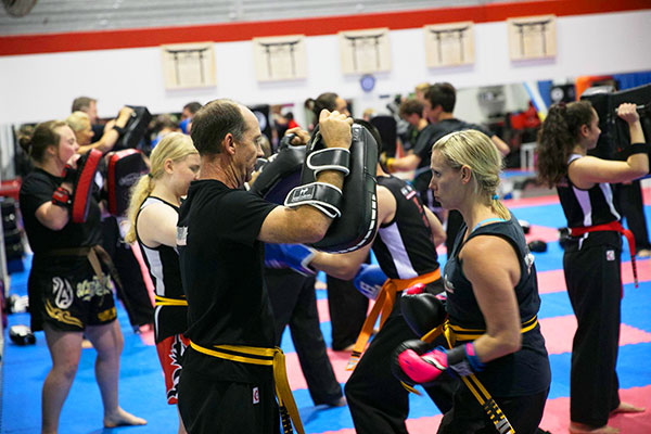 Adults Kickboxing