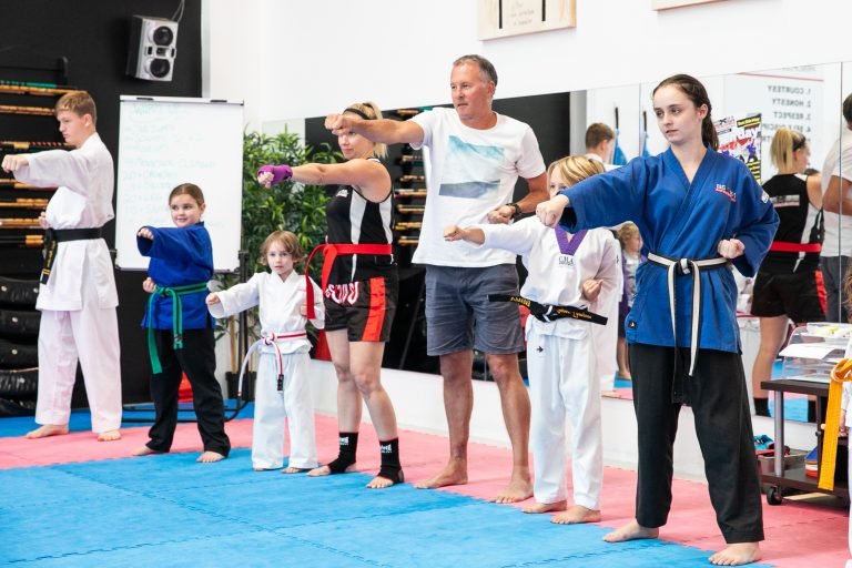 Family Karate 6