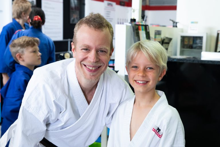 Family karate 1