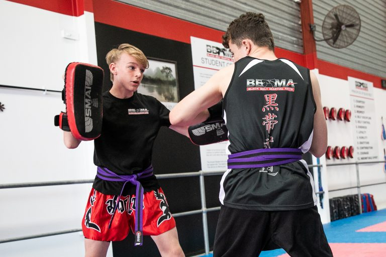 Teens Kickboxing