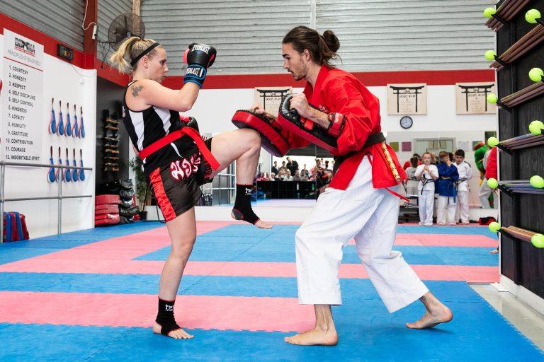 Female Kickboxing